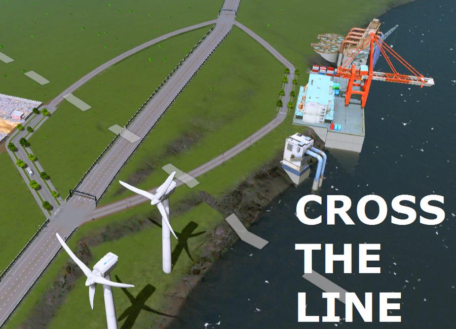Cross The Line - Cities: Skylines Mod download