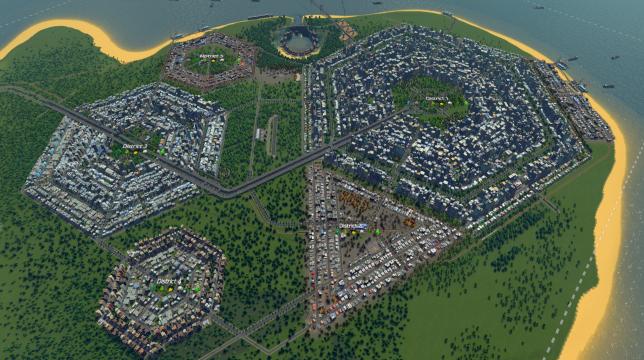 Sink - Cities: Skylines Mod download