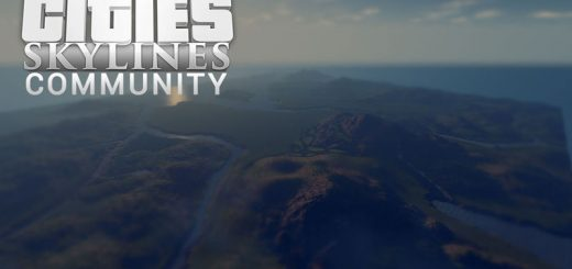 Cities: Skylines Map Mods | Map mods download