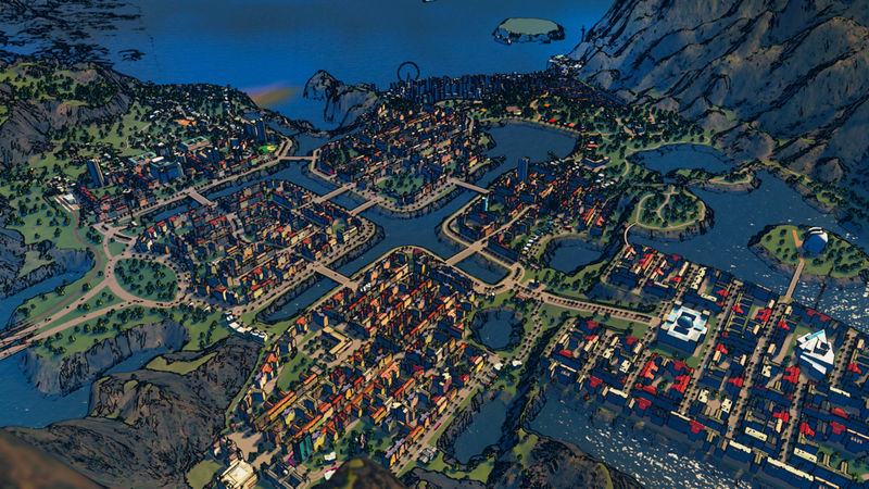 Eastern Kingdoms (South) World of Warcraft - Cities