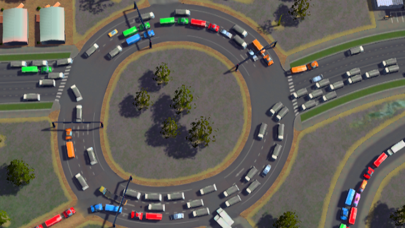 Improved AI (Traffic++) - Cities: Skylines Mod download