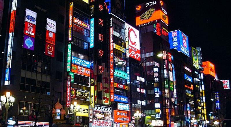 Japan After Dark - Cities: Skylines Mod download