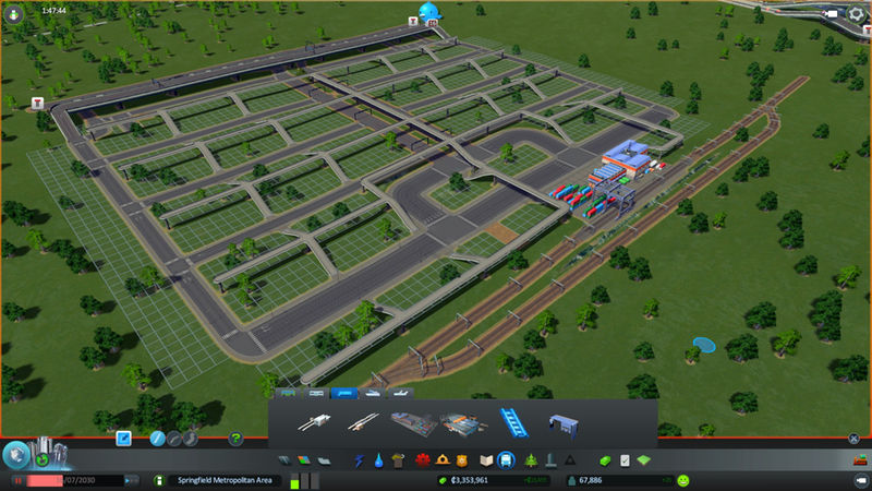 Optimized Industry Grid (OIG) - Cities: Skylines Mod download