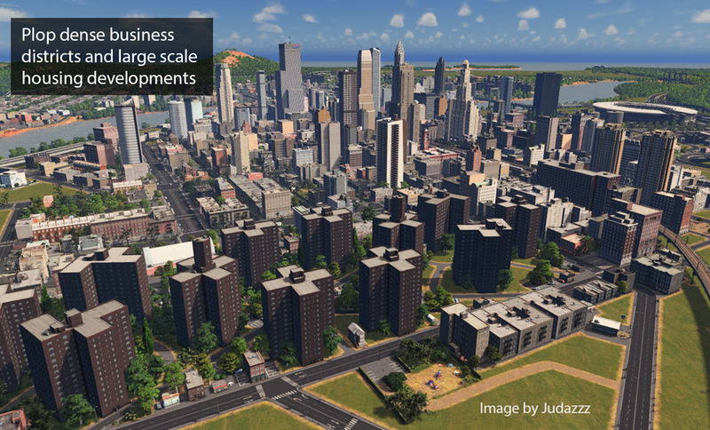 Ploppable Rico Cities Skylines Mod Download