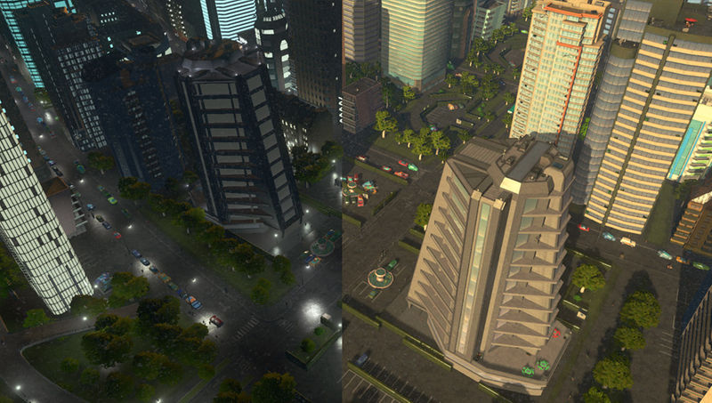Quad S Archive Cities Skylines Mod Download