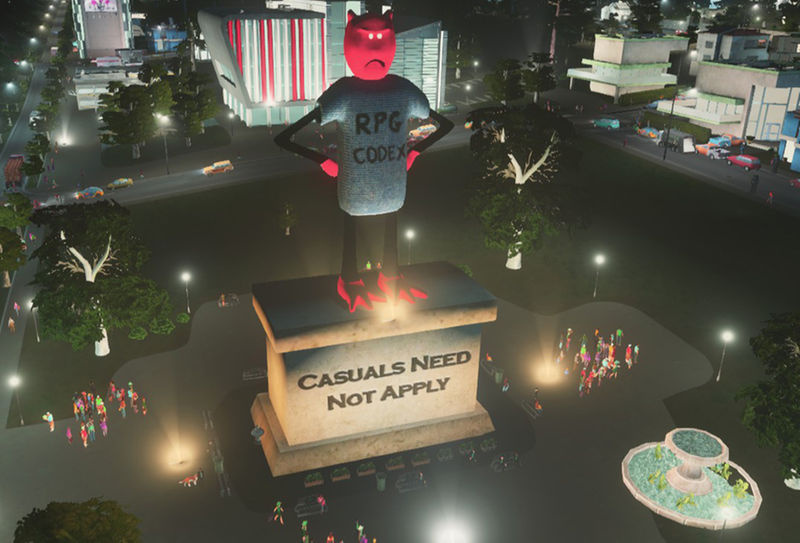 Rpgcodex Statue Cities Skylines Mod Download It´s the type of review i would expect from a site like rpgcodex, but an entertaining review, nonetheless. rpgcodex statue cities skylines mod download