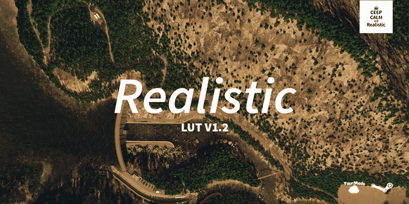Realistic LUT V1 2 - Cities: Skylines Mod download