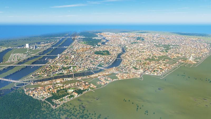 Wien - Cities: Skylines Mod download