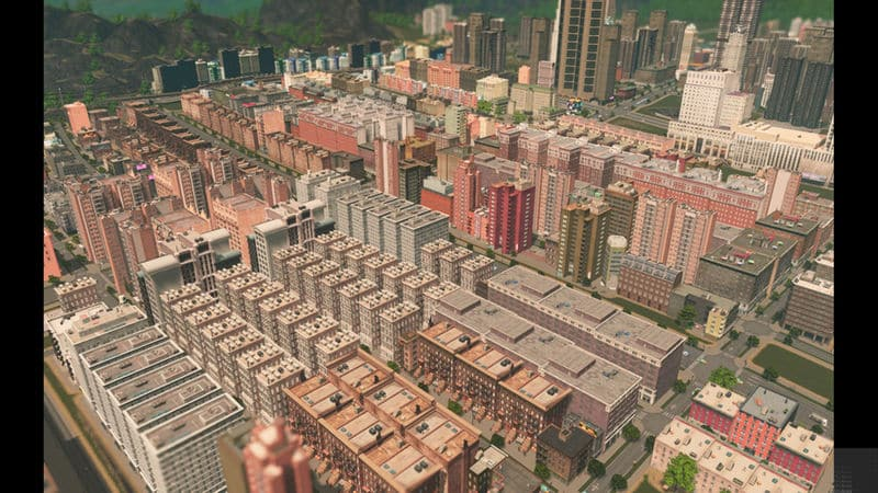 American City District Style Cities Skylines Mod Download