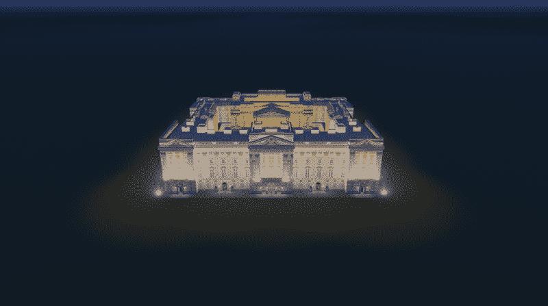 Buckingham Palace - Cities: Skylines Mod download