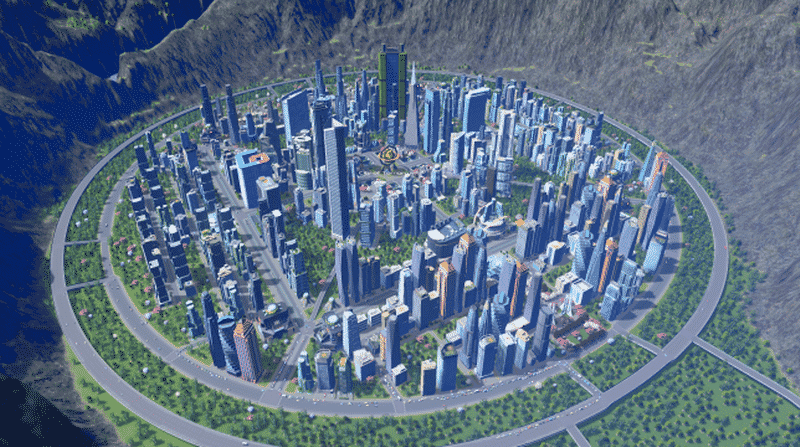 Dylan S City Of Tomorrow Cities Skylines Mod Download