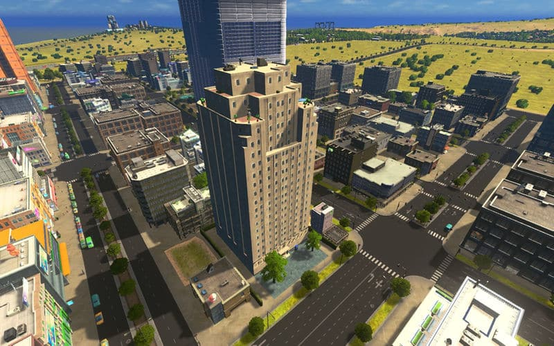 Hyde Condos from SimCity 4 - Cities: Skylines Mod download