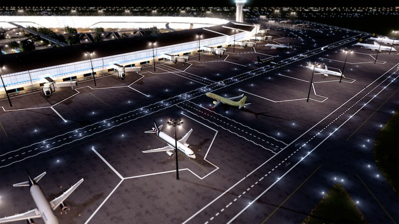 Springwood Airport - Cities: Skylines Mod download