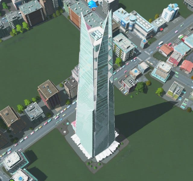 The Shard - Cities: Skylines Mod download