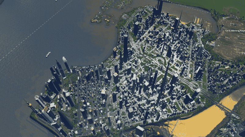 Fluxburgh - Cities: Skylines Mod download