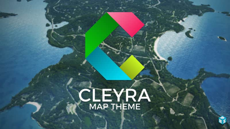Cleyra – Map Theme - Cities: Skylines Mod download