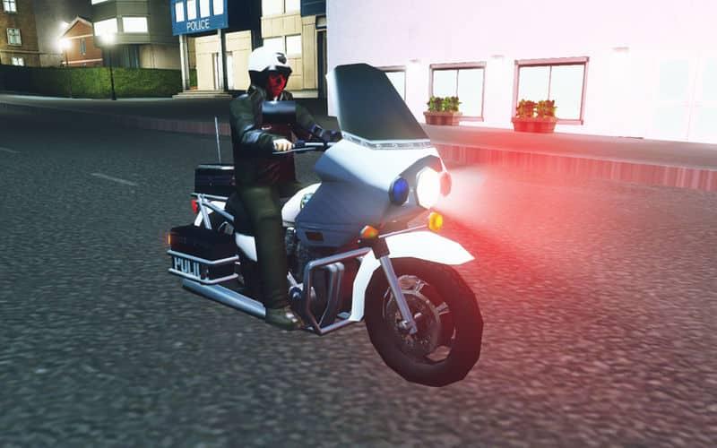 Kawasaki KZ1000 Police - Cities: Skylines Mod download