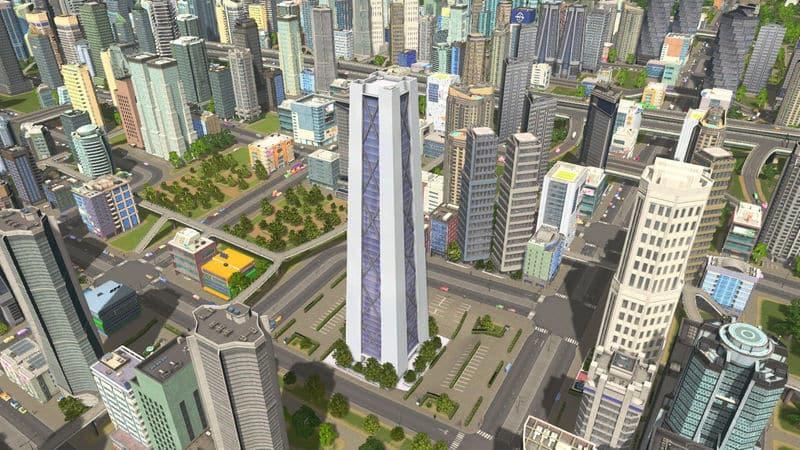 Quad's Alliance XL (Ploppable RICO) - Cities: Skylines Mod