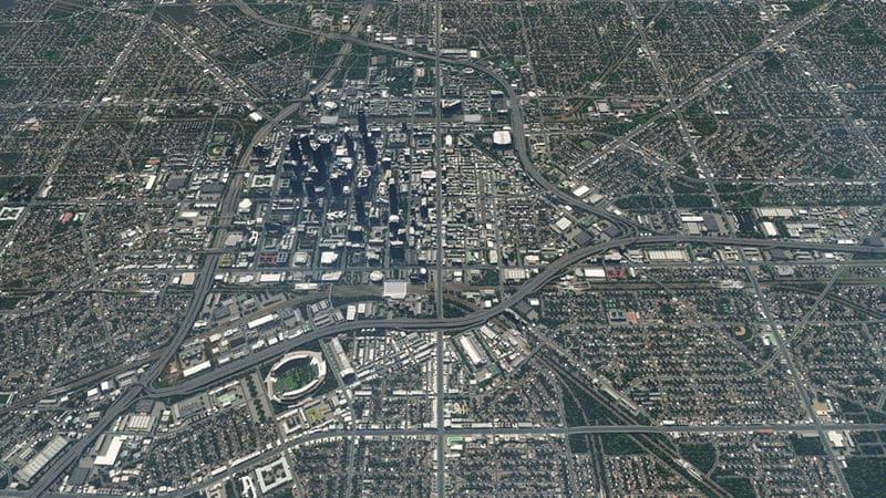 U S City - Cities: Skylines Mod download